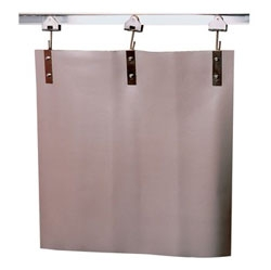 Leadx Lead Vinyl Doorway Curtains