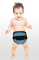 Bar-Ray Pediatric Radiation Protection Diapers - Set of 6