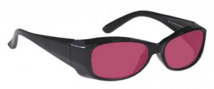 Alexandrite/Diode Laser Safety Glasses - Model #375