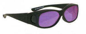 DYE SFP Filter Laser Safety Glasses - Model #33