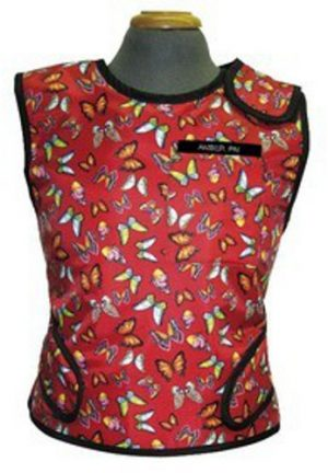 Bar-Ray Reverse Vest X-ray Apron- Female