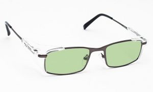 Model 850 Glassworking Safety Glasses - Light Green Filter