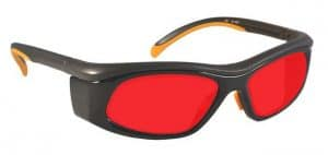 Argon Alignment 8 Laser Safety Glasses - Model #206
